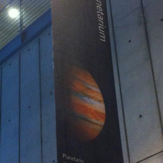 Photo taken at Morrison Planetarium by Bryan A. on 11/16/2012
