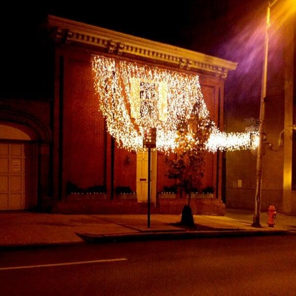 Photo taken at Walters Art Museum by Dan P. on 12/13/2012