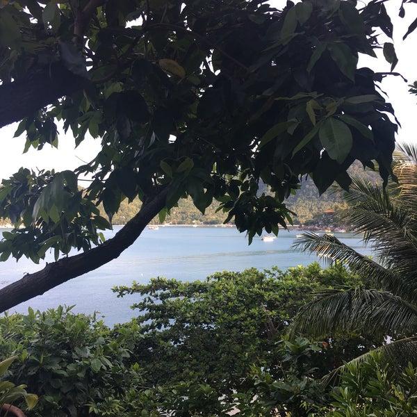 Photo taken at Santhiya Resort And Spa Koh Phangan by Laurent G. on 8/1/2016
