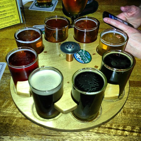Photo taken at Snake River Brewery & Restaurant by Blake H. on 2/17/2013