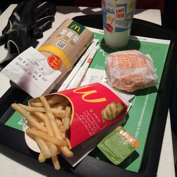 Photo taken at McDonald's by Monta G. on 3/28/2015