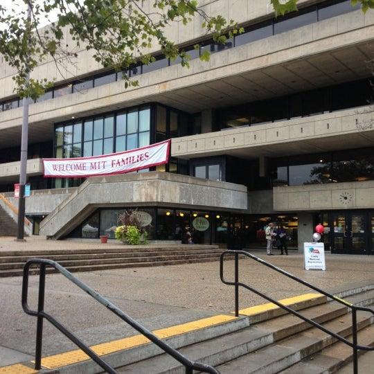 Mit Stratton Student Center Building W20 Mit