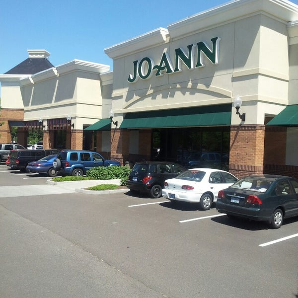 Joann Fabrics And Crafts Hillsboro Or