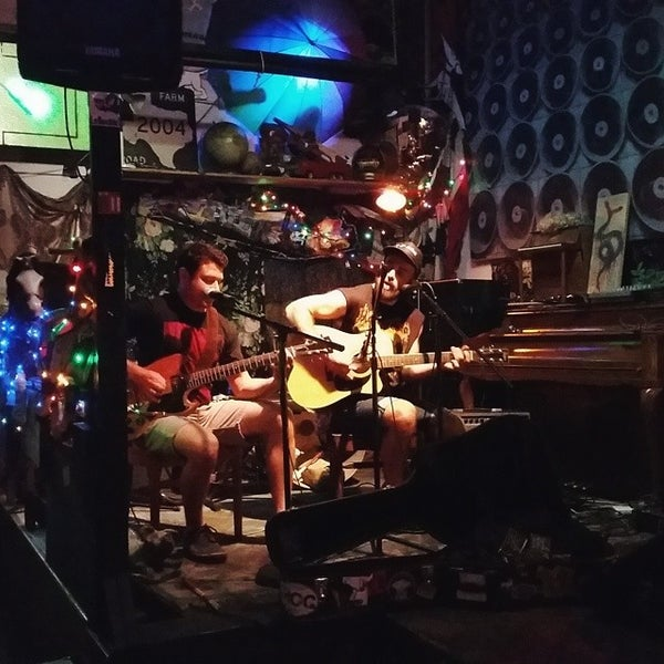 Photo taken at Goodbye Blue Monday by Helen H. on 7/5/2014