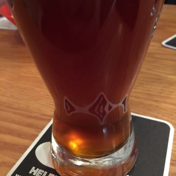 Photo taken at Blackfoot River Brewing Company by Tom H. on 9/18/2015