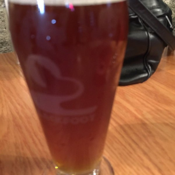 Photo taken at Blackfoot River Brewing Company by Tom H. on 9/19/2015
