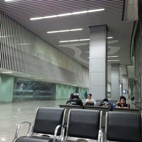 Photo taken at Netaji Subhash Chandra Bose International Airport (CCU) by bee on 7/20/2013