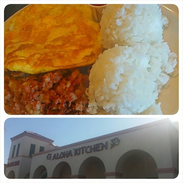 Photo taken at Aloha Kitchen by Rodney R. on 6/5/2014