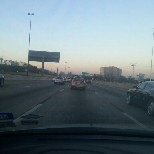 Photo taken at U.S. Highway 75 (US-75) by Chris L. on 12/13/2012