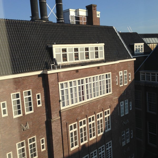 Photo taken at Sofitel Legend The Grand Amsterdam by David S. on 5/6/2013