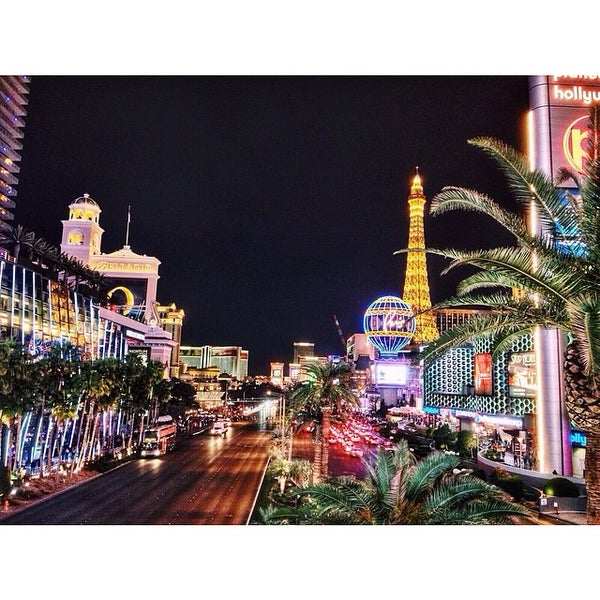 Photo taken at The Las Vegas Strip by Ken M. on 3/11/2014