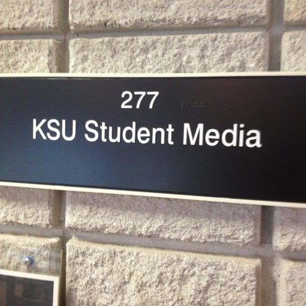 Photo taken at Carmichael Student Center by Megan E. on 3/19/2013