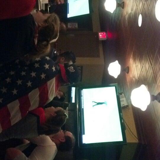 Photo taken at Laughing Man Tavern by Brandi B. on 6/26/2014