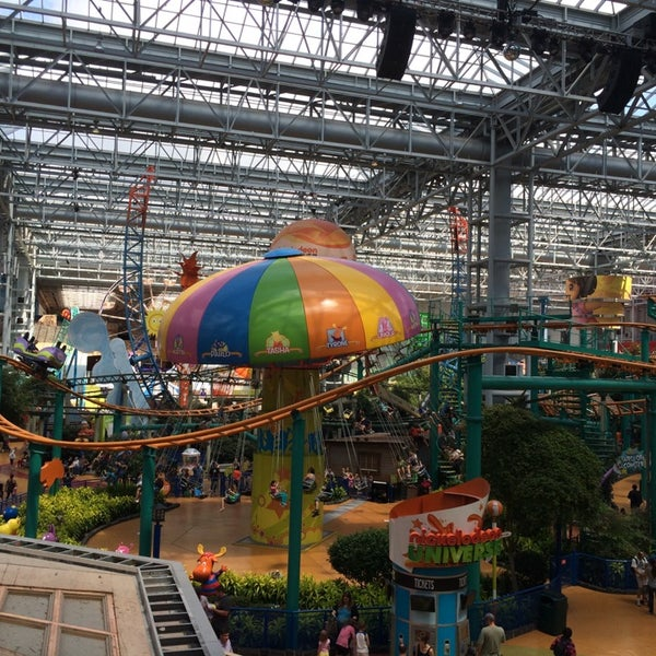 Photo taken at Mall of America by Luke P. on 7/8/2014
