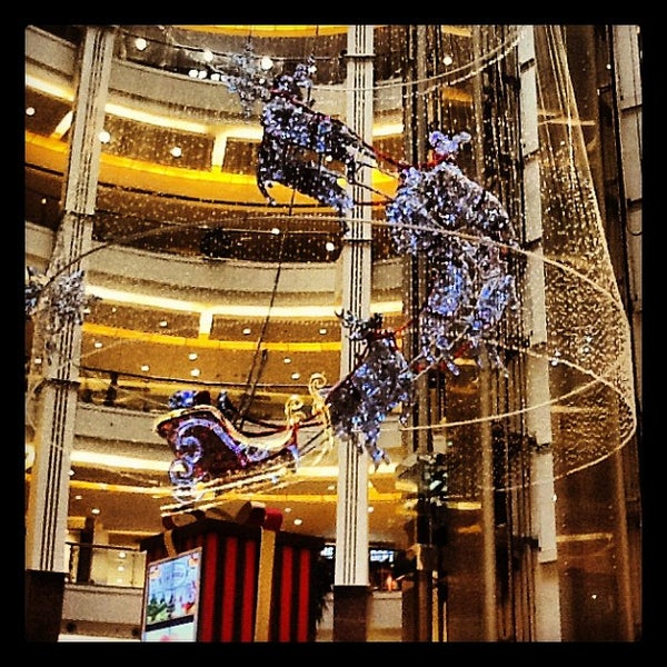 Photo taken at Pacific Place by Andy Wiranata W. on 1/2/2013