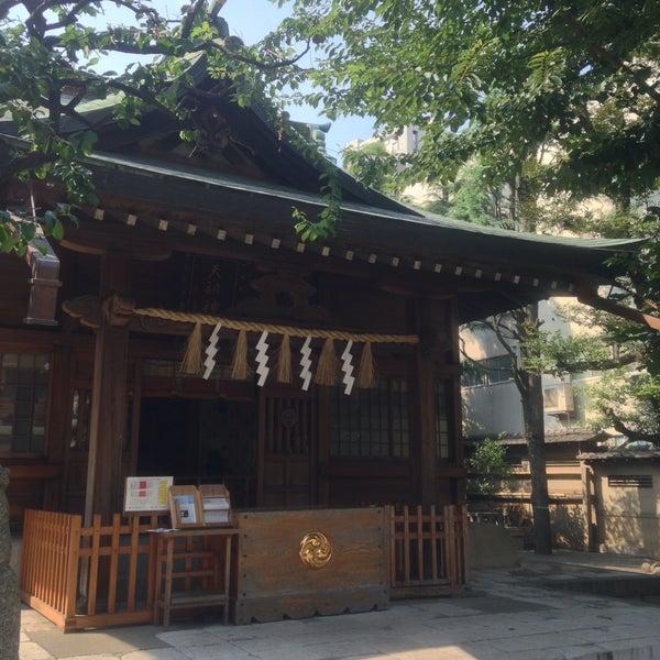 Photo taken at 大塚天祖神社 by かわ さ. on 7/12/2015