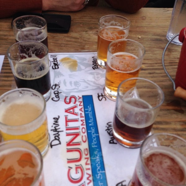 Photo taken at Lagunitas Brewing Company by mian g. on 3/2/2014