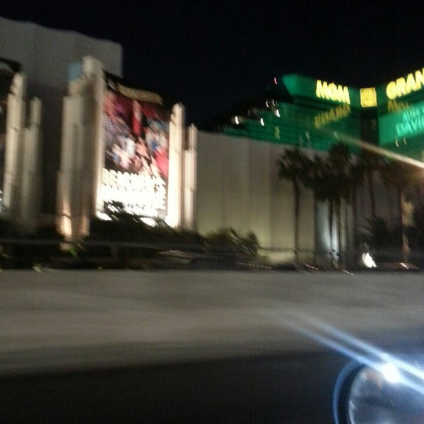 Photo taken at The Las Vegas Strip by Russell A. on 3/8/2014