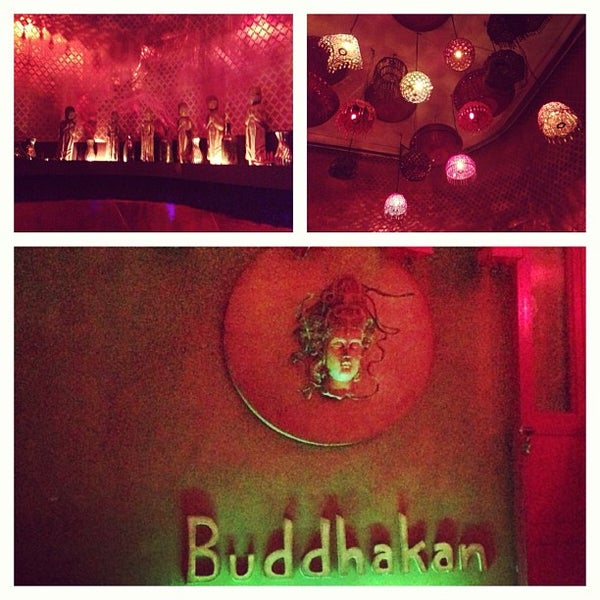 Photo taken at Buddhakan by Florian G. on 3/9/2013