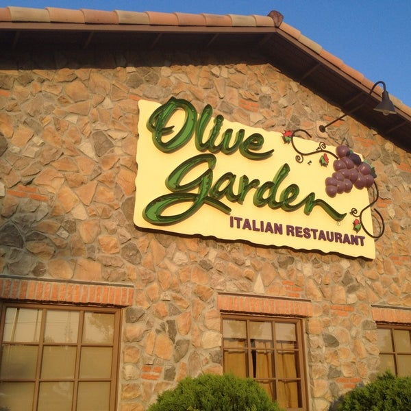 olive garden beachwood oh