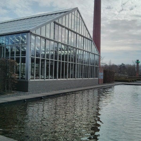 Photo taken at De Kas by Bendert K. on 3/23/2013