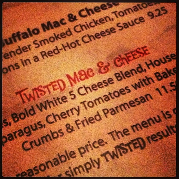 Photo taken at Twisted Rooster by Amanda A. on 12/23/2012