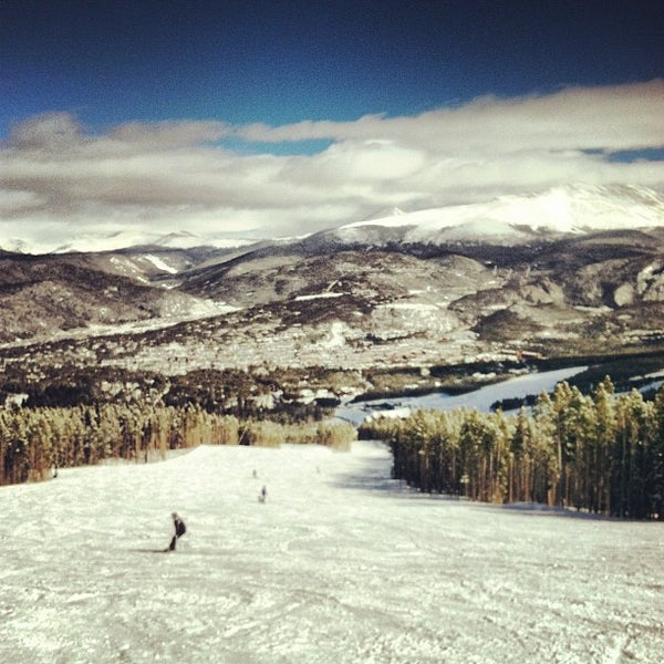 Photo taken at Breckenridge Ski Resort by Stacy S. on 3/10/2013