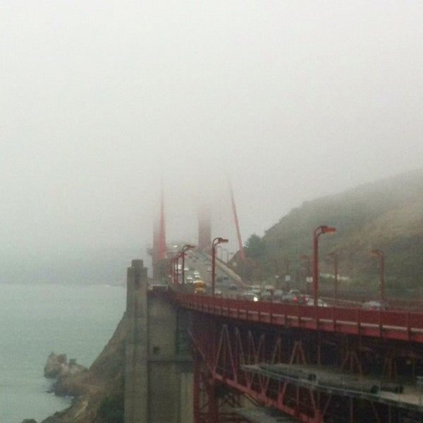 Photo taken at Vista Point by Russell D. on 7/20/2013