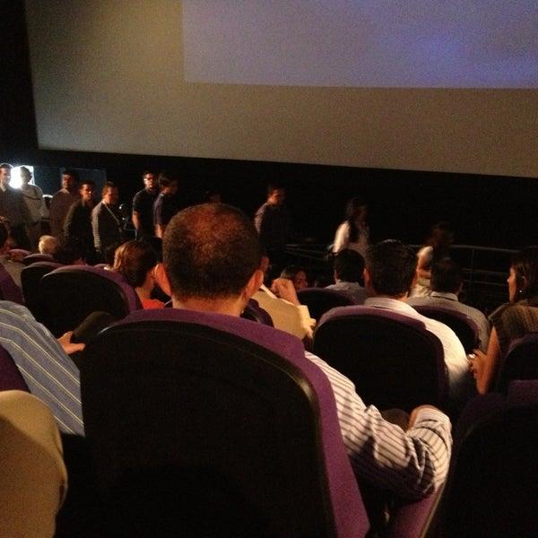 Photo taken at Nova Cinemas by Gris R. on 2/11/2013
