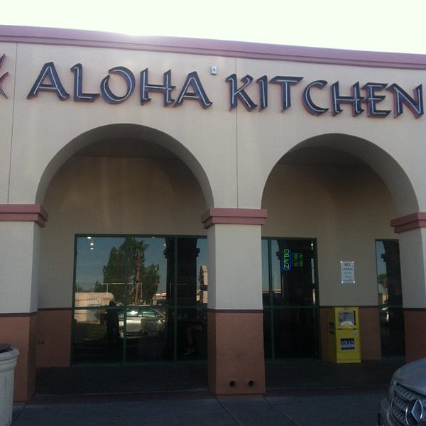 Photo taken at Aloha Kitchen by Debbie H. on 8/9/2013
