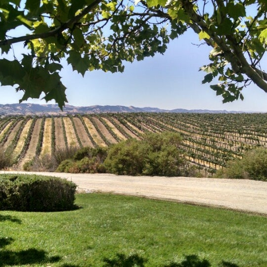 Photo taken at Eberle Winery by Michael A. on 8/2/2014