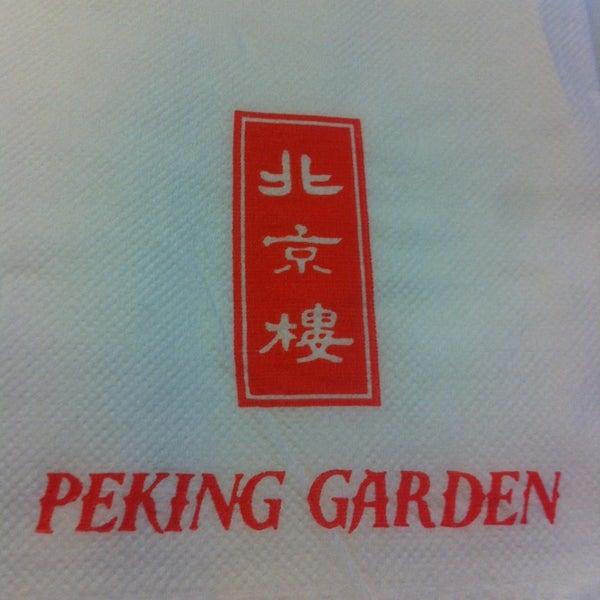 Peking Garden Chinese Restaurant In San Lorenzo