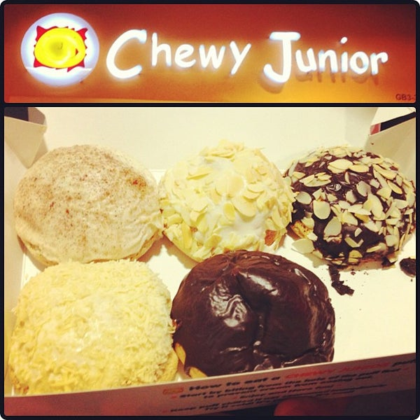 Photo taken at Chewy Junior by JM XZKYL D. on 6/11/2013