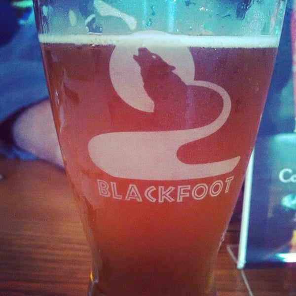 Photo taken at Blackfoot River Brewing Company by Jesse B. on 5/16/2015
