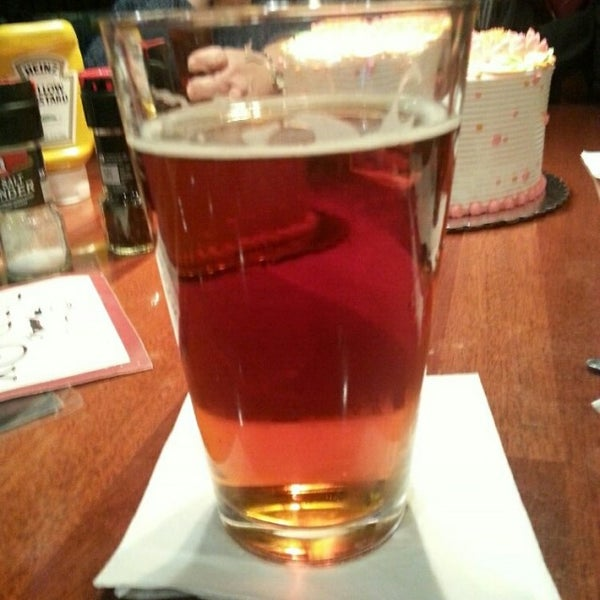 Photo taken at Red Ox Tavern by Amy H. on 12/18/2014
