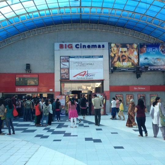 Photo taken at Big Cinemas by Saqib M. on 12/2/2012