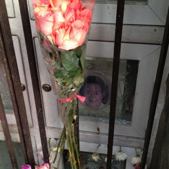 Photo taken at Manila Memorial Park by Delia C. on 11/4/2012
