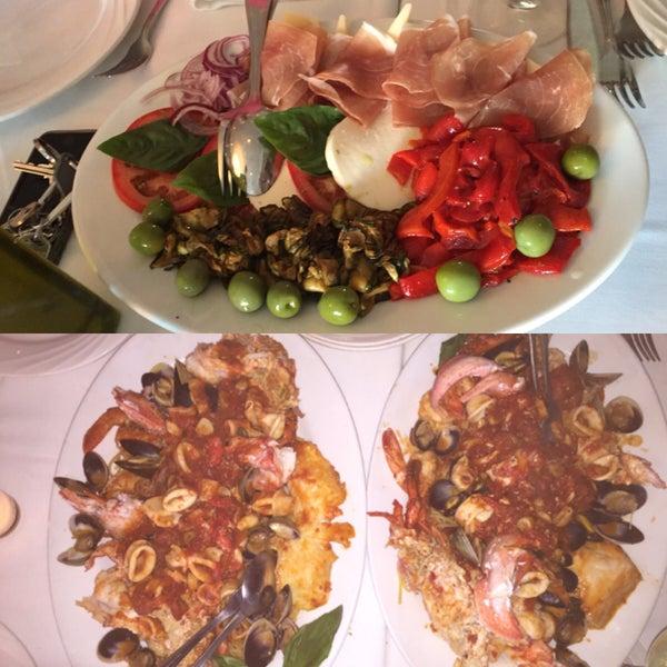 Photo taken at Ponte Vecchio Restaurant by Malibu D. on 6/10/2015