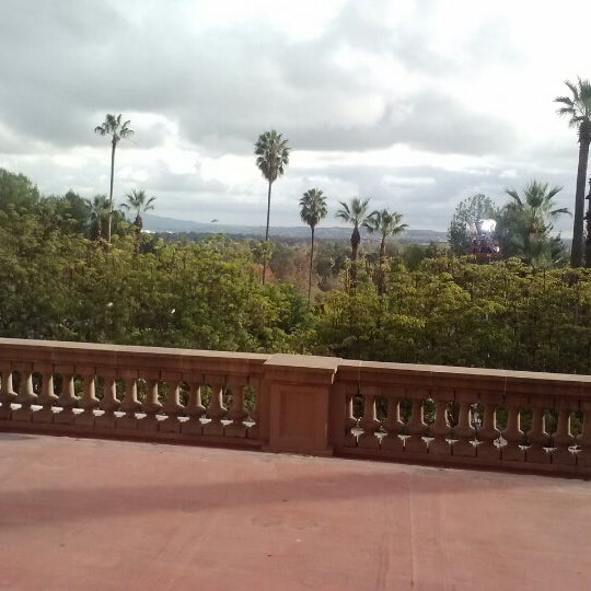 Photo taken at Langham Huntington Hotel by Marg F. on 12/1/2012