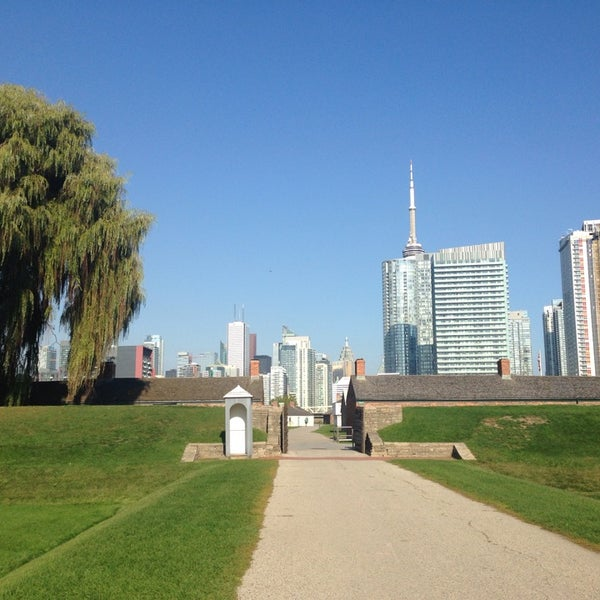 Photo taken at Fort York by Jane T. on 9/29/2014