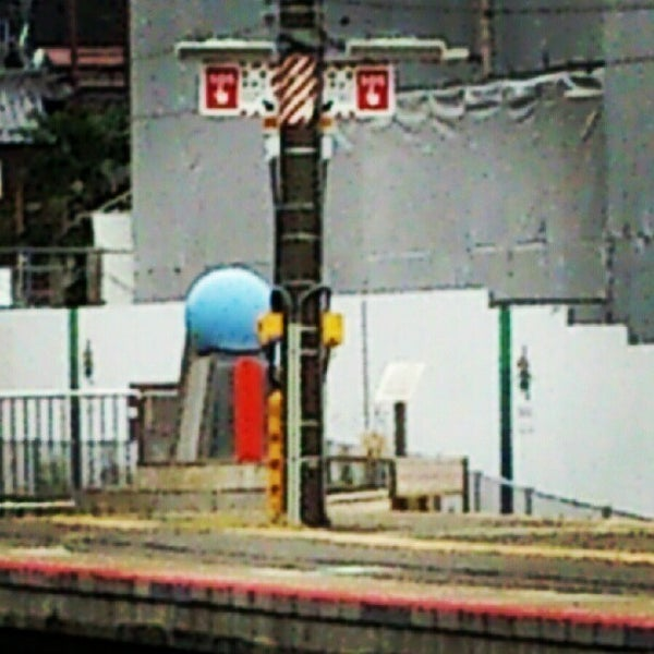 Photo taken at Ōtsu Station by Ryosuke H. on 10/6/2012