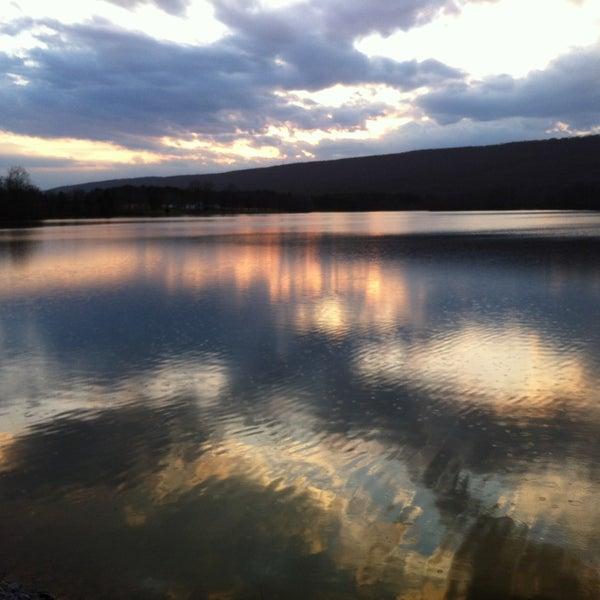 Memorial lake state park park in grantville for Lake clementine fishing