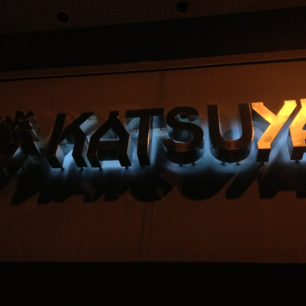 Photo taken at Katsuya Brentwood by Ramon A. on 6/11/2013