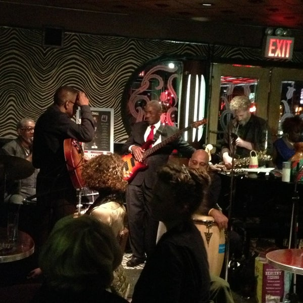 Photo taken at Lenox Lounge by Tara R. on 12/29/2012
