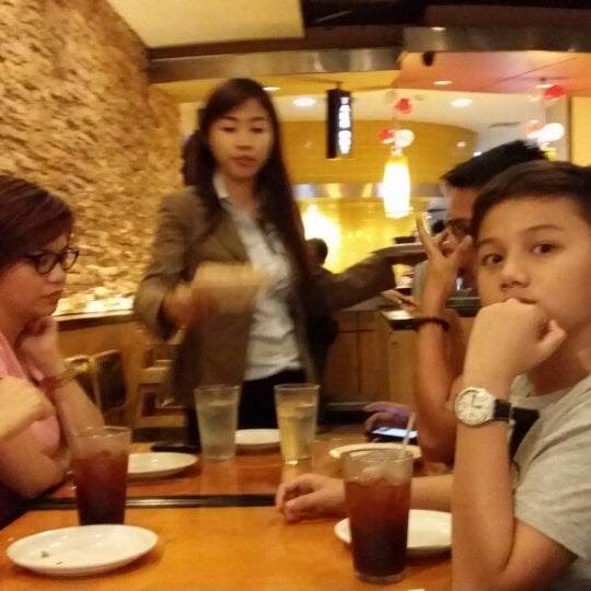 Photo taken at California Pizza Kitchen by Ruby Jane T. on 2/8/2015