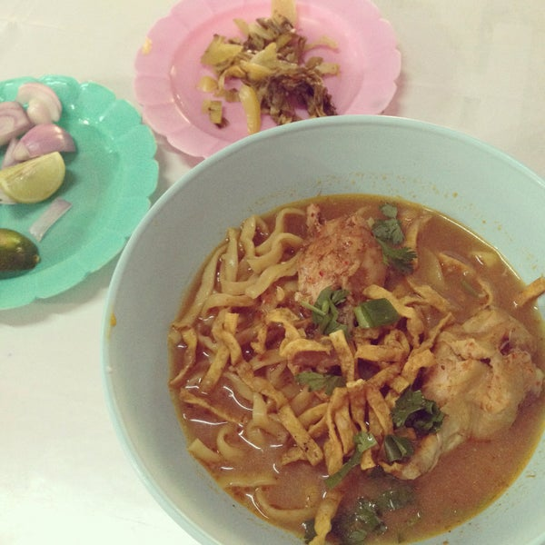 khao soi very good