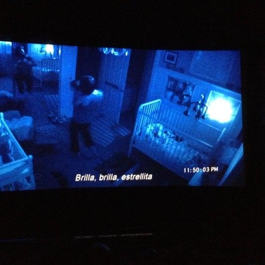Photo taken at Nova Cinemas by Marco B. on 10/21/2012