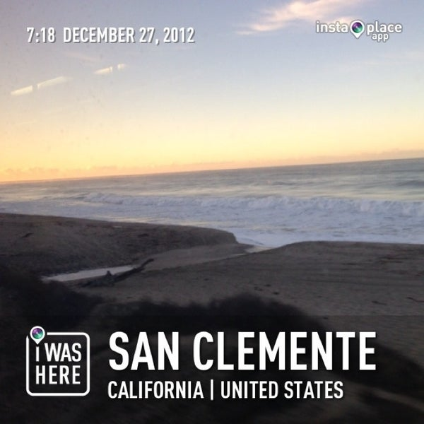 Photo taken at San Clemente State Park by Chris C. on 12/27/2012