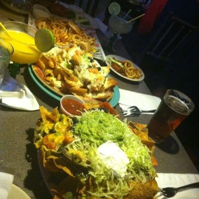 Photo taken at Sunset Cantina by Allison W. on 9/22/2012