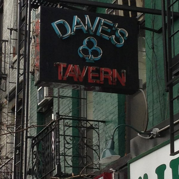 Dave S Tavern Hell S Kitchen